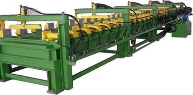 Assembly Mesin Hydraulic machine pro engineer kl