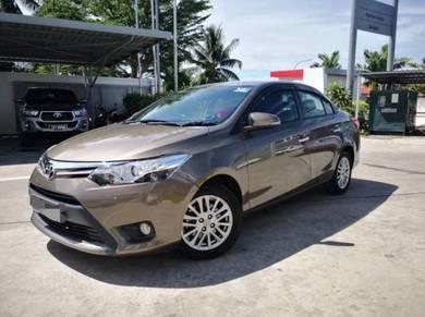 2015 Toyota VIOS 1.5 G ENHANCED (A)