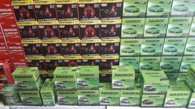 Amaron hilife car battery delivery service