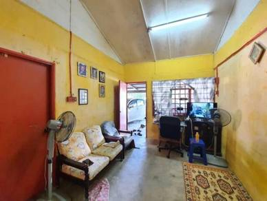JALAN MANGGIS, TAMAN KOTA JAYA - Single Storey Lowcost House