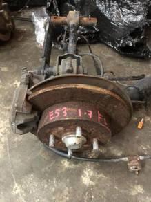 Honda 1.7 es es3 es9 rx FL disc brake am stabilize