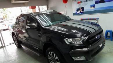 Ford Ranger WILDTRAK YEAR END BUANG SEMUA