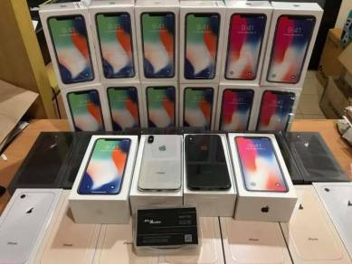 APPLE IPHONE 8 plus 256GB Ready Stock ALL COLOR