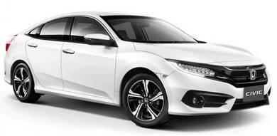 2019 Honda CIVIC BARU