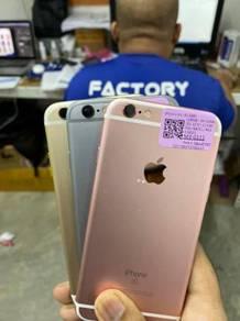 Iphone 6s original second free pos/cod
