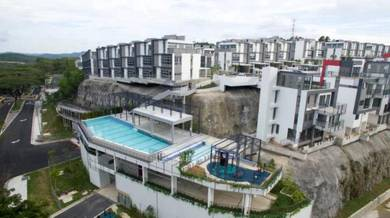 Brand New 3 Storey Rimba Residensi Rasah Seremban Clubhouse