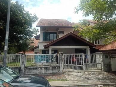 Alam Damai (END LOT) Double Storey Terrace Cheras Kuala Lumpur