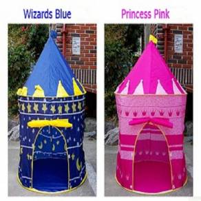 Children Castle Tent & Play Tent - Items Moms u0026 Kids for sale in Malaysia - Mudah.my ...