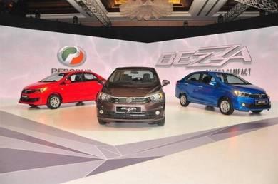 High Discount For New 2018 Perodua Bezza 1.3cc