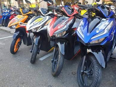 Honda Vario 150 Promosi Deposit Lima Ratus