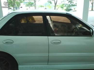 Tinted Proton Persona Waja Satria Saga GEN2 A WIRA