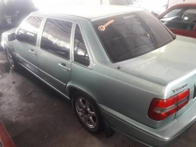 1999 Volvo S70 2.0 (A)just repair 8000