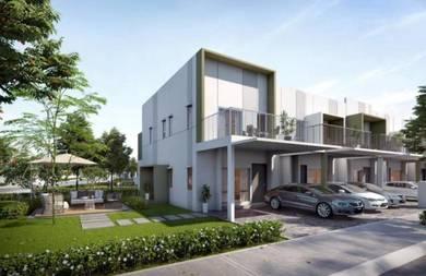 Cyberjaya 2 storey landed new project, low density