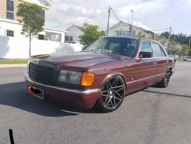 Used Mercedes Benz 300SE for sale