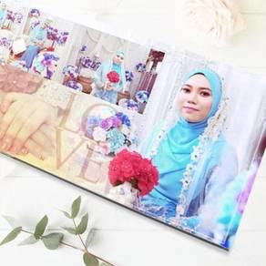 Design & Print Custom Album Perkahwinan