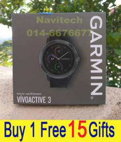New Original Garmin Vivoactive 3 Slate