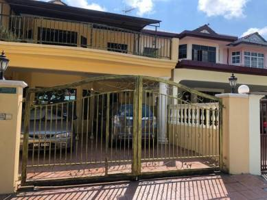 Pandan Perdana Double Storey for Sale