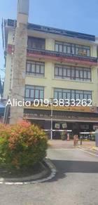 Setapak Danao Kota Platinum 4 Sty Corner Shoplot For Sale