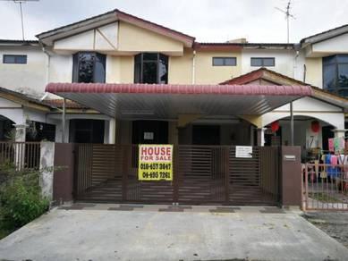 Double story taman desa makmur lunas ( new & full renovation )