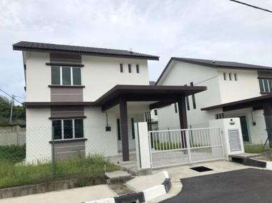 New Double Storey Semi Detached Bayan Lepas Sungai Tiram Near Airport