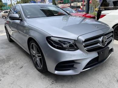 Mercedes Benz E200 AMG line (CBU) 2.0 W213