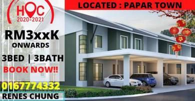 Papar Town | Jayamas 118 | Rumah Teres | Jimat Wang Anda