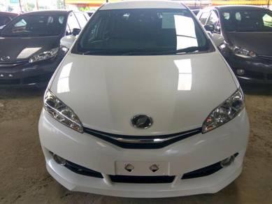 "Toyota Wish 1.8 (A) UNREG """" CHEAPEST IN MALAYSIA"""