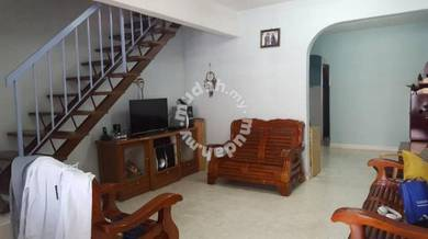 Sri Muda 14x60 Double Storey Renovated & Extended (LOW DP, full loan)