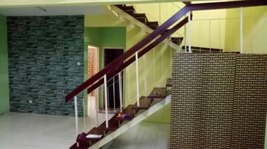 Double Storey Terrace House , Taman Lestari Putra , LEP 4 , Seri Kemba