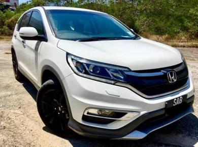 2015 Honda CR-V 2.4 (A) TIP TOP UNIT CONDITION