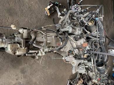 Subaru Legacy EJ25 6speed Turbo Engine With Parts