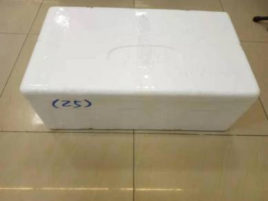 Polystyrene Ice Box *Large and Long