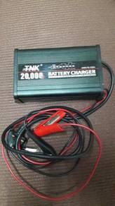 Pengecas Bateri Otomatik 20,000MA Cepat & selamat