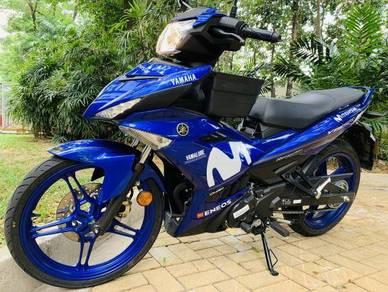 2018 Original Yamaha Y15ZR Movistar