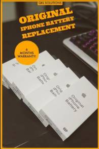(promosi tahun baru!!!) iphone battery replacement