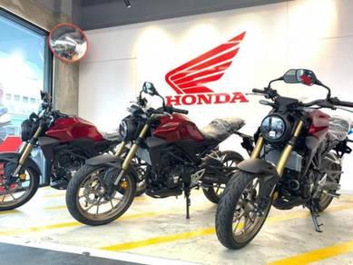 Honda Impian-X Shop CB250 (Senang Lulus)