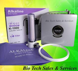 Sbhe1g3l6 Korea Alkaline Water Filter Penapis Air