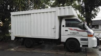Lorry Rigid Decon 3.6Tonne,Milleage less than 5k