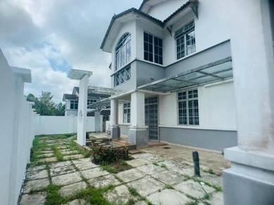 Bukit Indah Corner Lot 20ft land - Full Loan+Cash Out - RM6xxK only!!!