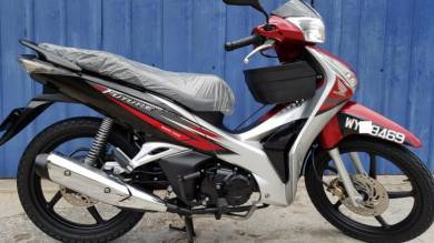 Honda Future 125 Starter 2Disc Japan Low 1pakcik