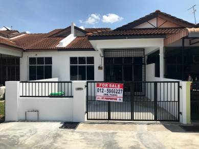 Taman Keranji ,Single Storey Terrace House ( Alor Setar )