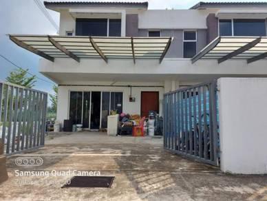 Rumah Tepi Untuk Dijual -Taman Alam Sutera, Bandar Puncak Alam