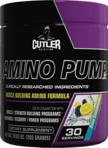 Cutler Amino Pump (AMINO+BCAA) 30 Serving