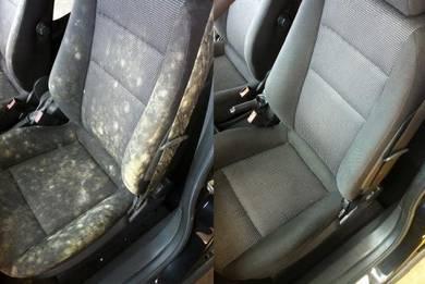 Kusyen Seat Kereta Cuci Bersih Non Toxic