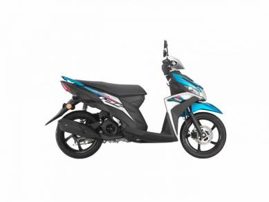 Yamaha Ego Solariz 125 / Ego Solariz