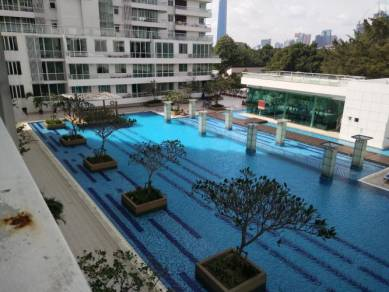 City Centre Jalan Ampang condominium Embassyview for rent