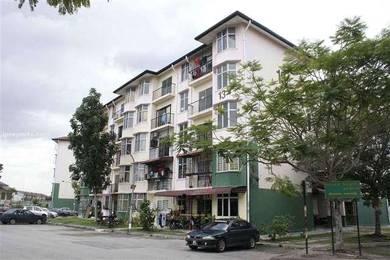Puchong Putra Perdana, Ruvena Villa apartment
