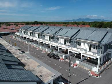 Taman Seri Penaga, CCC Obtained