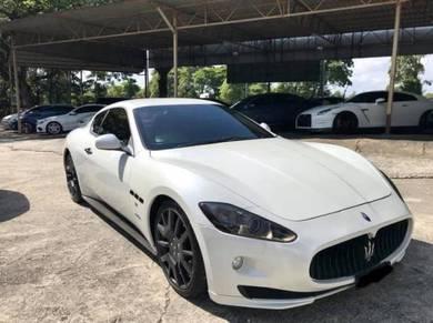 2008 Maserati GRAN TURISMO 4.2 V8 (A)