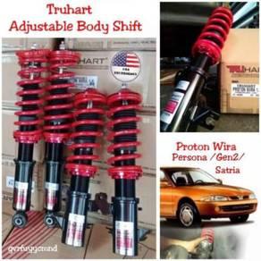 Truhart High low adjustable bodyshift Wira waja